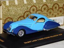 TALBOT LAGO T150SS FIGONI FALASCHI 1938 IXO MUSEUM MUS007 1:43