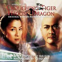YO-YO TAN DUN/MA - CROUCHING TIGER,HIDDEN DRAGON/OST  CD NEW!