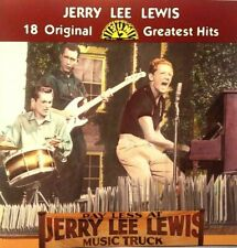 18 Original Sun Greatest Hits by Jerry Lee Lewis (CD, Rhino/BMG)