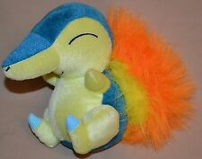 """7"""" Cyndaquil # 155 Pokemon Plush Dolls Toys Stuffed Animals Fire Activated Ver 1"""