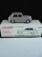 SOMERVILLE MODELS 1/43 SCALE MODEL NO. 150 - HILLMAN MINX SALOON 1951