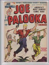 JOE PALOOKA COMICS # 9