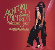 Ashford & Simpson Love Will Fix It The Warner Bros. Records Anthology