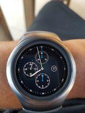 Samsung Gear S2 Unlocked Smartwatch - Dark Gray With Band Please Read