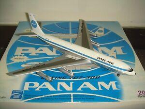 """Aviation 200 Pan American World Airways B707-300C """"Jet Clipper Challenger"""" 1:200"""