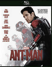 Ant-Man (Blu-ray Disc, 2015) Target Exclusive NEW