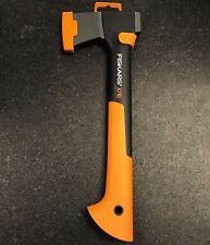 "Fiskars X7 14""  Fibercomp Hatchet Camping Hunting Axe New"