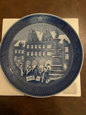 Royal Copenhagen 2009 Christmas Plate With Box