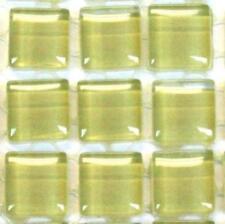 81 Murrini Crystal Glass Mosaic Tiles - Ivory Tusk