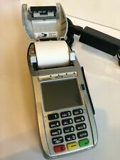 New ListingFirst Data Fd130 Emv Nfc Dial/Ip Wifi Credit Card Machine