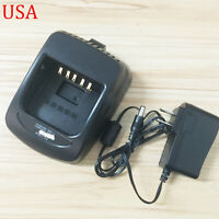 KSC-32 Two way radio charger for KENWOOD RADIOS TK3180 NX300 Nexedge US STOCK