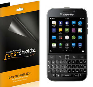 6x Supershieldz Anti-Glare Matte Screen Protector for BlackBerry Classic / Q20
