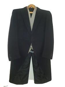 "Vintage Morning Tail suit c 1975 36-38"" Chest, 31""W x 28""L"