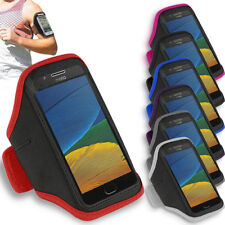Premium Sport Armband For Motorola Moto G5s & G5s Plus Running Exercise Gym Case