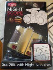 Night Scope Fine Life Tool Product 25 Feet Bright Led Night Noculars