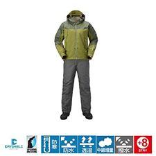 SHIMANO DS Advance Warm Suit RB-025Q M/L/XL OLIVE Fishing Jacket SET Japan NEW