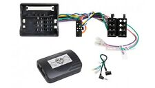 RENAULT Clio 3  Fluence  Megane 3; Can-Bus Auto Radio Adapter + Lenkrad Adapter