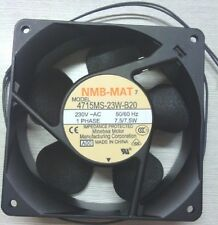 New NMB-MAT Cooling Fan 4715MS-23W-B20 119*119*38MM
