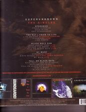"SOUNDGARDEN ""Superunknown - The Singles"" 5 x 10 INCH VINYL BOX RSD 2014"