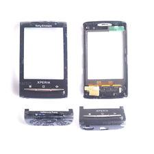 New Original Touch Screen Front Cover Black For Sony Ericsson Xperia X10 Mini