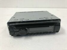 SONY AM / FM STEREO CDX-GT270MP CD MEDIA PLAYER MARINE BOAT Tested Working