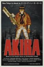 Akira (1988) Katsuhiro Otomo Anime movie poster 24x36
