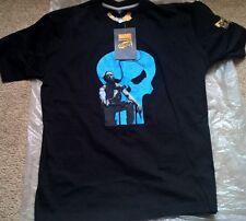 Marvel Official Extreme Punisher T Shirt large L Black