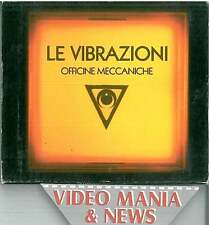 LE VIBRAZIONI - OFFICINIE MECCANICHE - CD + DVD LIMITED EDTION