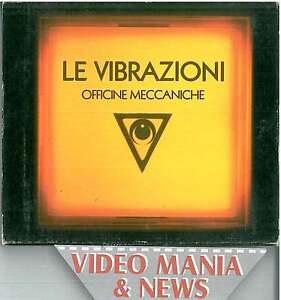 LE VIBRAZIONI - OFFICINIE MECCANICHE - CD + DVD LIMITED EDTION