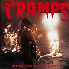 The Cramps - Rockinnreelininaucklandnewzealand (CDWIKD 132)