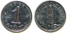 1 centime Épi, frappe monnaie 1991 Pessac F.106/48