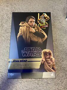 Hot Toys Star Wars 1/6 Luke Skywalker Deluxe Action Figure - MMS517