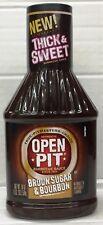 Open Pit Brown Sugar & Bourbon Barbecue Sauce 18 oz