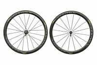 Mavic Cosmic Pro Carbon Exalith Road Bike Wheelset 700c Clincher Shimano 11