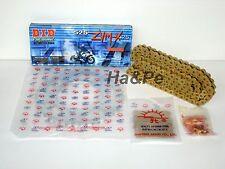 * Ducati 999 R S DID Kettensatz chain kit ZVM-X 525 G&G gold 2003 - 2006