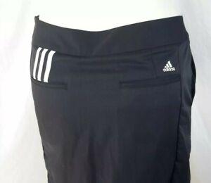 Adidas Clima Cool Women's Three Stripe Tennis Golf Skirt Skort Sz 4
