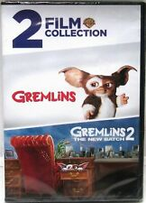 GREMLINS / GREMLINS 2 THE NEW BATCH 2 Film Collection DVD >NEW< Sealed Free Ship