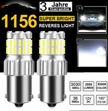 2x 1156 LED BA15S P21 W 36SMD Auto KFZ Standlicht Rücklicht Bremslicht Lampe