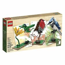 Brand New!!! LEGO Ideas 21301 Birds Model Kit