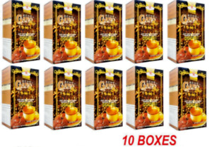 GANO EXCEL Cafe 3 in 1 Coffee Ganoderma Reishi Halal 10 BOXES (FREE SHIPPING)