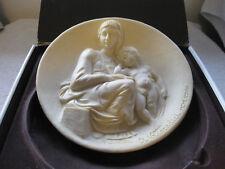 Studio Dante di Volteradici Living Madonna 6 Plate Collection, Bradford Exchange