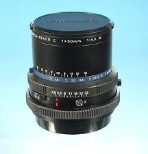 Mamiya Sekor-Z  Objektiv 1:4.5/50 W für Mamiya RZ - (80359)