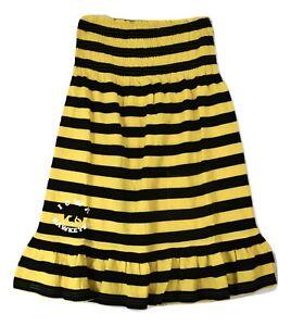 E5 NCAA Campus Classics Juniors Iowa Hawkeyes Dress NWT S, M, L, XL