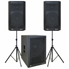 Peavey Active DJ & PA Equipment Packages