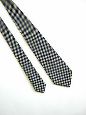 BOGGI Milano Cravatta Tie NUOVA NEW Originale 100% SETA SILK
