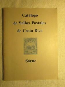 Catalogo de Sellos Postales de Costa Rica  1978 Issue