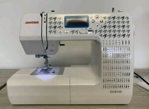 Janome GD8100 Sewing Machine .