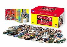 ONLY FOOLS AND HORSES COMPLETE SERIES 1 - 7 DVD BOX SET BOX SET ALL EPISODES NEW