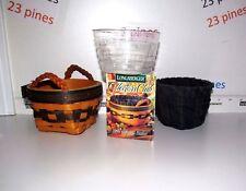 Longaberger 1998 Collector's Club Mini Renewal Basket Liner Protector No box