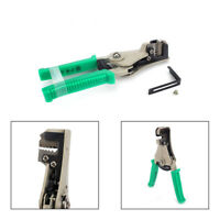 1pc Wire Stripper Diagonal Cutting Pliers Automatic Stripper Crimping Plier Tool